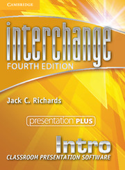 Interchange Intro Presentation Plus