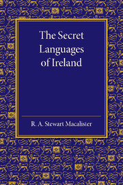 The Secret Languages of Ireland