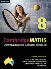 Cambridge Mathematics NSW Syllabus for the Australian Curriculum Year 8