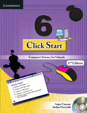 Click Start Level 6 Student's Book with CD-ROM