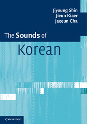 The Sounds of Korean