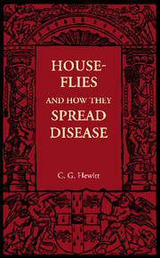 House-Flies and How They Spread Disease