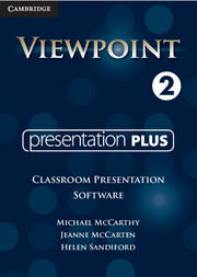 Viewpoint Level 2 Presentation Plus
