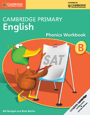 Phonics Workbook B