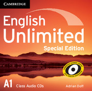 English Unlimited Starter Class Audio CDs (2) Special Edition
