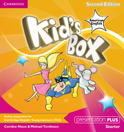 Kid's Box Starter Presentation Plus