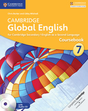 Coursebook Stage 7 Cambridge Elevate edition (1 Year)