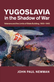 Yugoslavia in the Shadow of War