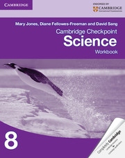 Cambridge Checkpoint Science Workbook 8