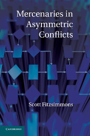 Mercenaries in Asymmetric Conflicts