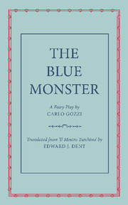 The Blue Monster (Il Mostro Turchino)
