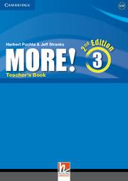 More 2 - Level 3 - Teacher's book