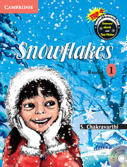 Snowflakes Level 1 Reader with CD-ROM