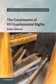 The Governance of EU Fundamental Rights