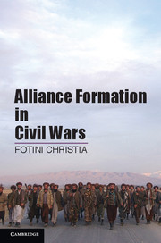 Alliance Formation in Civil Wars