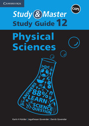 Study & Master Physical Sciences Study Guide Grade 12