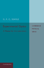 Experimental Optics