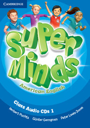 Super Minds American English Level 1