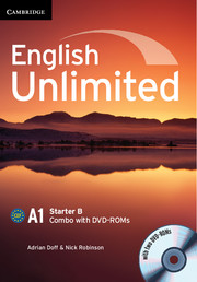English Unlimited Starter B.