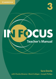 In Focus Level 3