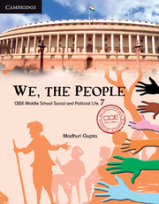 We, The People Level 7 Student Book