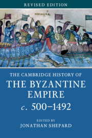 The Cambridge History of the Byzantine Empire c. 500–1492
