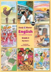 Study & Master English FAL Big Book 3 Grade 3