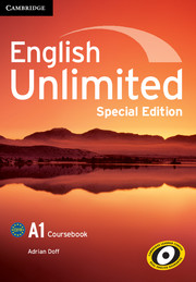 English Unlimited Starter Coursebook with e-Portfolio Special Edition