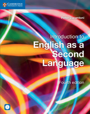 Introduction to English as a Second Language Coursebook with Audio CD