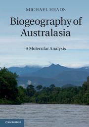 Biogeography of Australasia