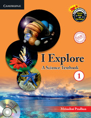 I Explore Level 1 Student Book with CD-ROM CCE Edition