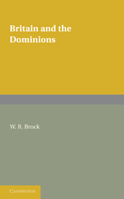 Britain and the Dominions