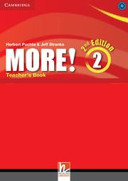 More 2 - Level 2 - Teacher's book