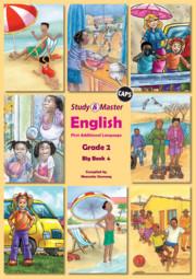 Study & Master English FAL Big Book 4 Grade 2