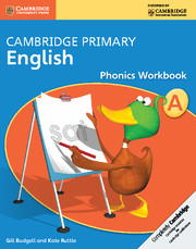 Phonics Workbook A
