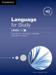 Language for Study Level 1