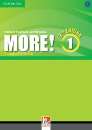 More 2 - Level 1 - Teacher's book