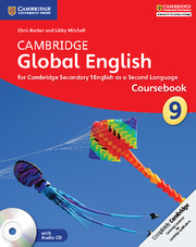 Coursebook with Audio CD
