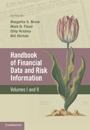 Handbook of Financial Data and Risk Information