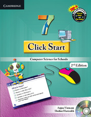 Click Start Level 7 Student's Book with CD-ROM