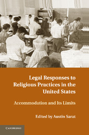 Legal Responses to Religious Practices in the United States