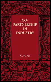 Copartnership in Industry