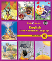 Study & Master English FAL Core Reader Grade 5