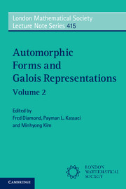 Automorphic Forms and Galois Representations