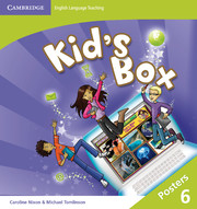 Kid's Box Level 6 Posters (8)