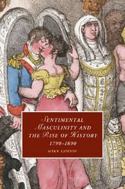 Sentimental Masculinity and the Rise of History, 1790–1890