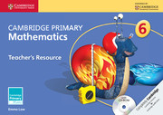 Cambridge Primary Mathematics Stage 6 Teacher's Resource with CD-ROM