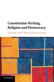 Constitution Writing, Religion and Democracy