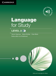 Language for Study Level 2 Student's Book with Downloadable Audio