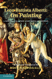 Leon Battista Alberti: On Painting